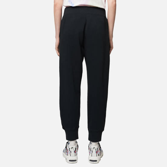 Женские брюки Polo Ralph Lauren Polo Pony Mini Logo Ankle Black