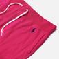 Женские брюки Polo Ralph Lauren Polo Pony Mini Logo Ankle Featherweight Fleece Accent Pink фото - 1