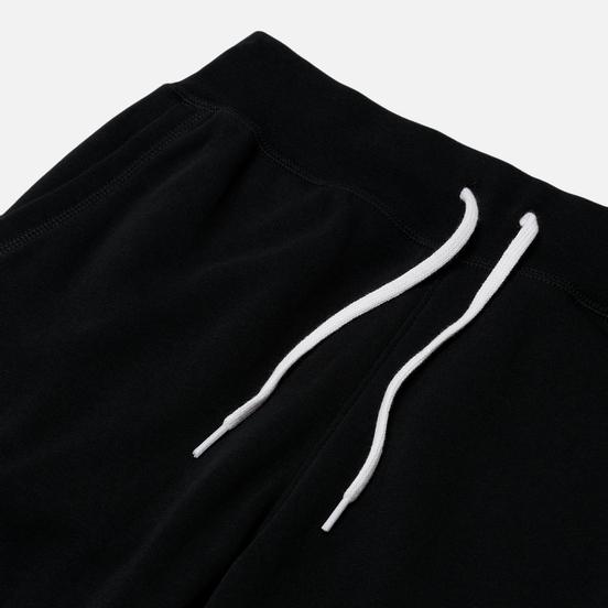 Женские брюки Polo Ralph Lauren Polo Pony Mini Logo Ankle Featherweight Fleece Black