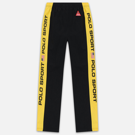Женские брюки Polo Ralph Lauren Stripe Polo Sport Freestyle Nylon Black