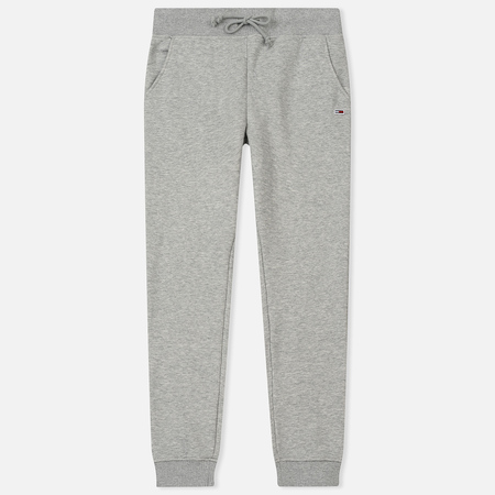Женские брюки Tommy Jeans Tommy Classic Light Grey Heather