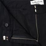 Женские брюки YMC High Waisted Black фото- 1