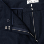 Женские брюки YMC High Waisted Wool Navy фото- 1