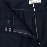 Женские брюки YMC High Waisted Wool Navy фото- 1