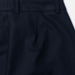 Женские брюки YMC High Waisted Wool Navy фото- 3