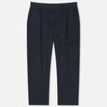 Женские брюки YMC Market Twill Dark Navy фото- 0