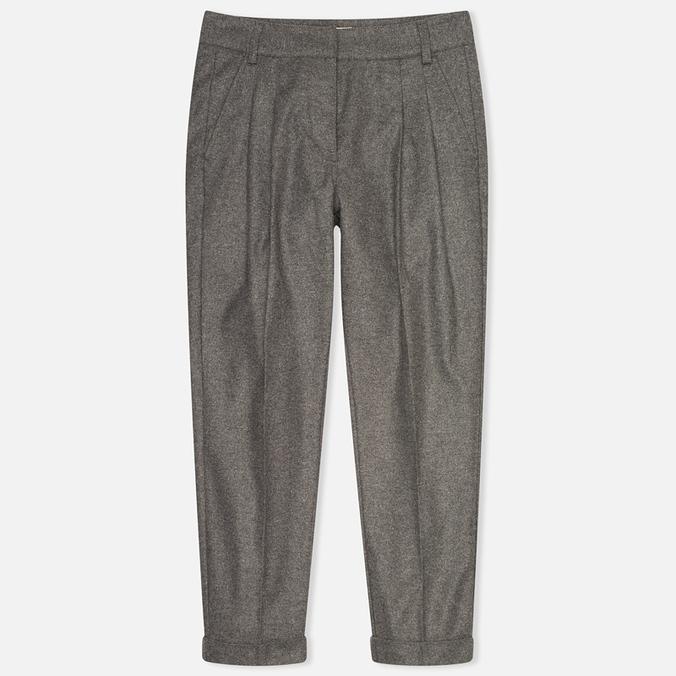 Женские брюки YMC Peg Grey