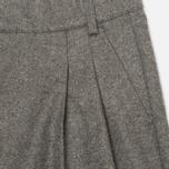 Женские брюки YMC Peg Grey фото- 1