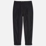 YMC Peg Women's Trousers Navy photo- 0
