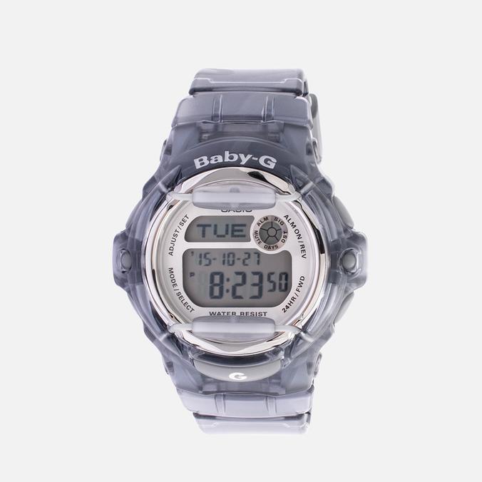 Женские наручные часы CASIO Baby-G BG-169R-8E Silver
