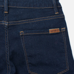 Carhartt WIP W' Anny Ankle 10.5 Oz Women's Jeans Blue Rinsed photo- 3