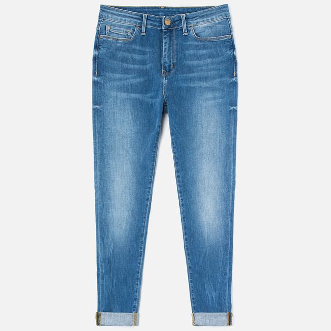Carhartt WIP W' Ashley Ankle High Stretch 10 Oz Women's Jeans Blue