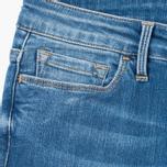 Carhartt WIP W' Ashley Ankle High Stretch 10 Oz Women's Jeans Blue photo- 2