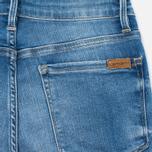 Carhartt WIP W' Ashley Ankle High Stretch 10 Oz Women's Jeans Blue photo- 3