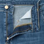 Женские джинсы Carhartt WIP W' Casey Ankle 10 Oz Blue Rib Washed фото- 2