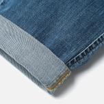 Женские джинсы Carhartt WIP W' Casey Ankle 10 Oz Blue Rib Washed фото- 4