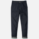 Carhartt WIP W' Casey Ankle 10 Oz Women's Jeans Blue Rinsed photo- 0