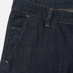 Carhartt WIP W' Casey Ankle 10 Oz Women's Jeans Blue Rinsed photo- 1