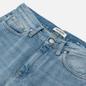 Женские джинсы Carhartt WIP W' Page Carrot Ankle Slim 13 Oz Blue Light Stone Washed фото - 1