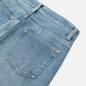 Женские джинсы Carhartt WIP W' Page Carrot Ankle Slim 13 Oz Blue Light Stone Washed фото - 2