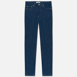 Женские джинсы Carhartt WIP W' Page Carrot Ankle Slim 13 Oz Blue Rinsed