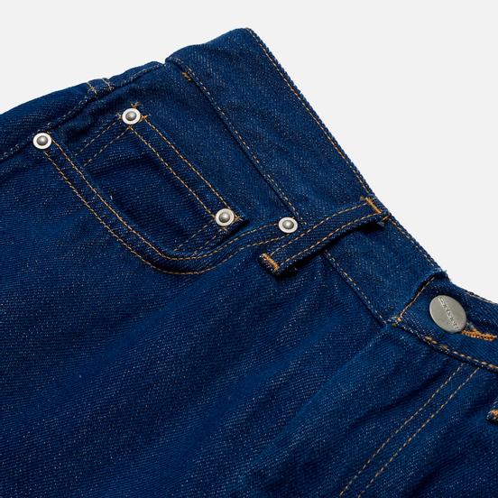 Женские джинсы Carhartt WIP W' Page Carrot Ankle Slim 13 Oz Blue Rinsed
