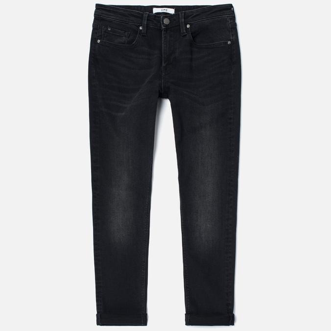Женские джинсы Edwin EW-30 Boyfriend Black Black Powerstretch 10.5 Oz Black Used