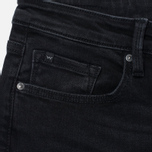 Женские джинсы Edwin EW-30 Boyfriend Black Black Powerstretch 10.5 Oz Black Used фото- 1