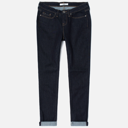 Женские джинсы Edwin EW-70 Blue Powerstretch 11 Oz Rinsed