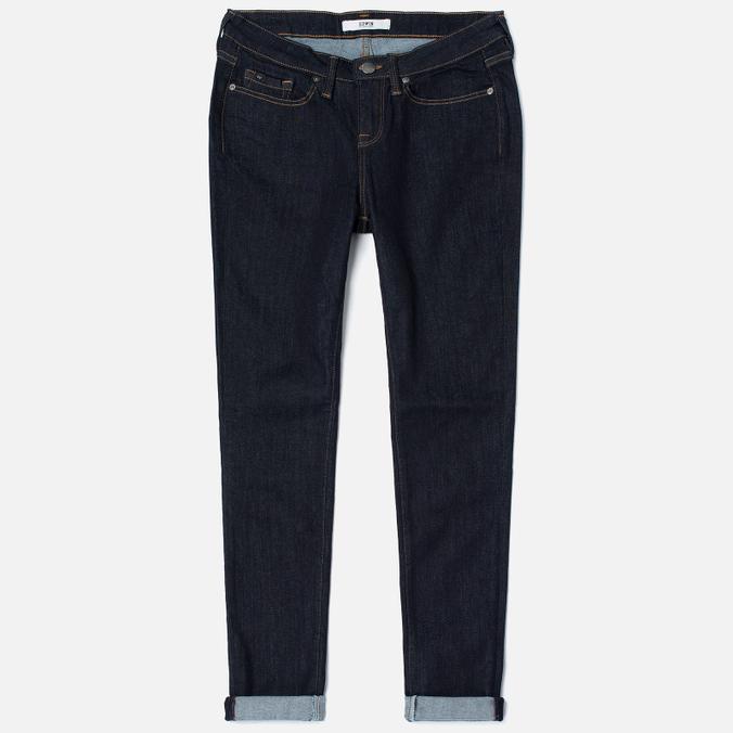 Женские джинсы Edwin EW-70 Blue Powerstretch 11 Oz Rinsed