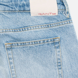 Женские джинсы Gant Rugger Patti Light Blue фото- 3