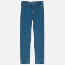 Женские джинсы Levi's 501 Crop Jive Stonewash