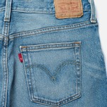 Levi's 501 CT Women's Jeans Island Azure photo- 2