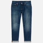 Женские джинсы Levi's 501 CT Boyfriend Roasted Indigo фото- 0