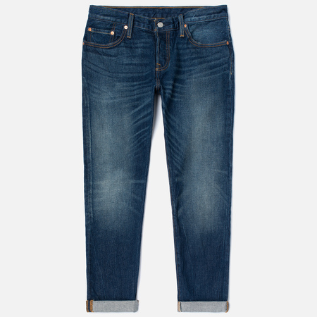 Женские джинсы Levi's 501 CT Boyfriend Roasted Indigo