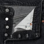 Женские джинсы Levi's 501 Skinny Black Coast фото- 2