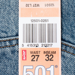 Levi's 501 Women's Jeans Tidewater photo- 5