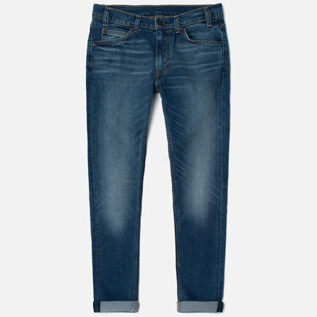 Женские джинсы Levi's 505 C Orange Tab Slim Straight Blue Cheer
