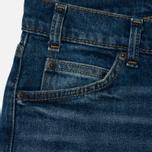 Женские джинсы Levi's 505 C Orange Tab Slim Straight Blue Cheer фото- 1