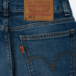 Женские джинсы Levi's 505 C Orange Tab Slim Straight Blue Cheer фото- 3