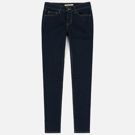 Женские джинсы Levi's 710 FlawlessFX Super Skinny High Society