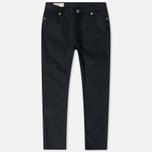 Женские джинсы Maison Kitsune Grace High Waist Black фото- 0