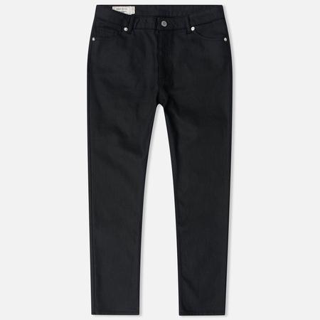 Женские джинсы Maison Kitsune Grace High Waist Black
