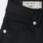 Женские джинсы Maison Kitsune Grace High Waist Black фото- 2
