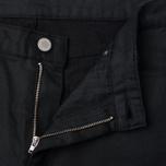 Женские джинсы Maison Kitsune Grace High Waist Black фото- 1