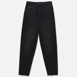 Женские джинсы Tommy Jeans High Rise Tapered Mom Fit Cake Black Com