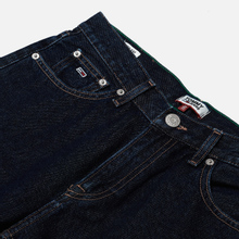 Женские джинсы Tommy Jeans Izzy High Rise Slim Ankle Save Classic Dark Blue Rig фото- 1
