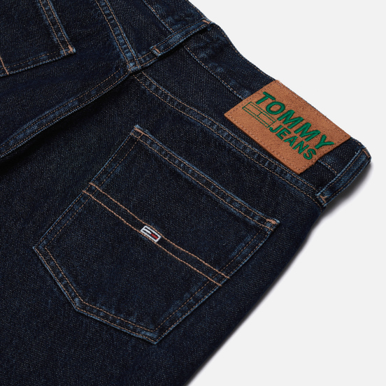 Женские джинсы Tommy Jeans Izzy High Rise Slim Ankle Save Classic Dark Blue Rig