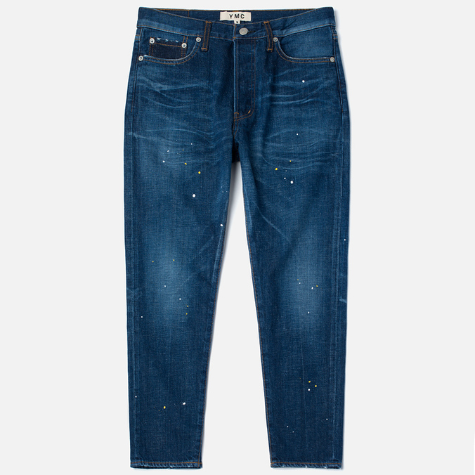YMC Boyfriend Fit Women's Jeans Dark Denim
