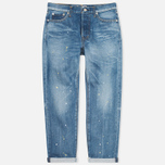 YMC Japanese Women's Jeans Indigo Blue photo- 0